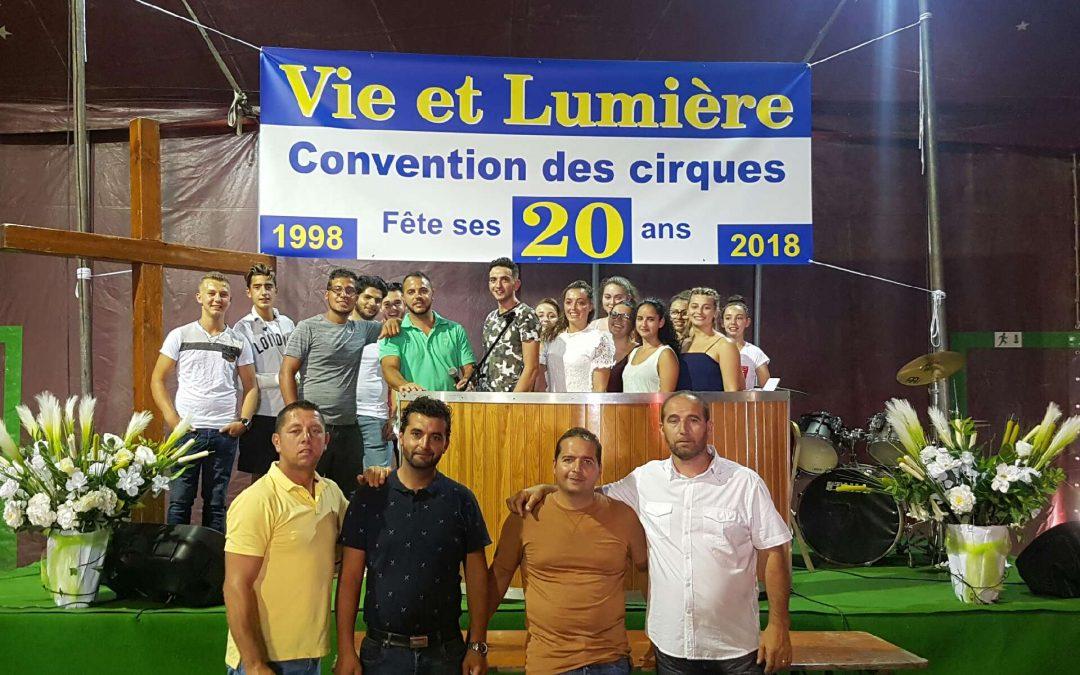 Convention des cirques
