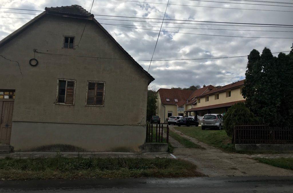 Nouvelle Ecole Biblique de Gyonk, en Hongrie.